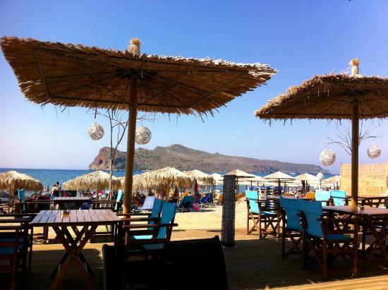 Casino beach bar menu prices
