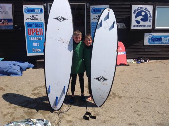 Splash Surf Centre