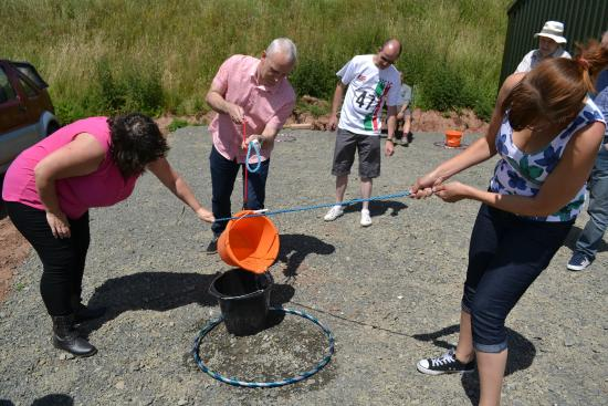 Cradley, UK: Team Building