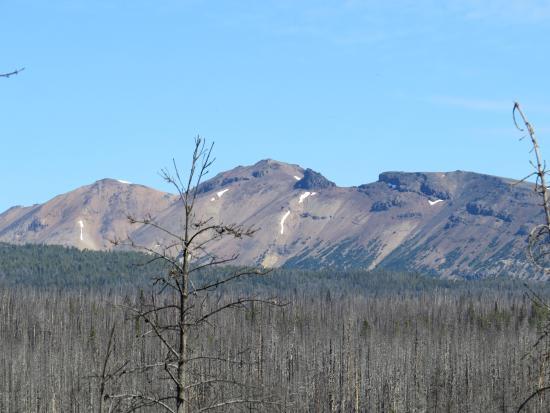 Chilcotin, Kanada: Rainbow Range