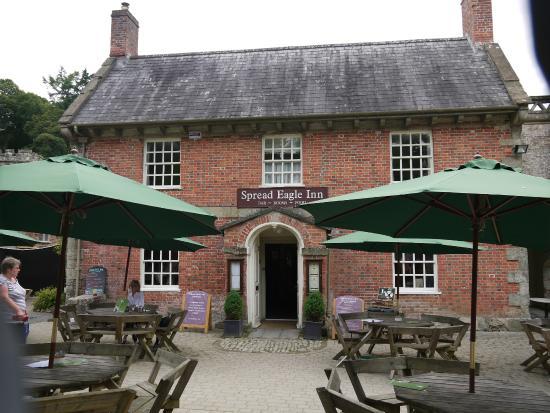 Stourhead inn
