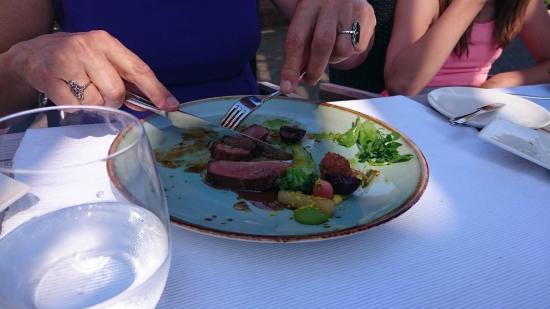 Restaurant In de Molen: Duck, always nice