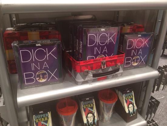 Top box dick ikea in gime sensual