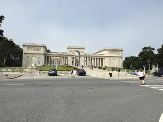legion of honor trip Two world-class art museums in one day: de young museum and legion of  honor  the audio tour is designed in collaboration with the museum's curators  to.
