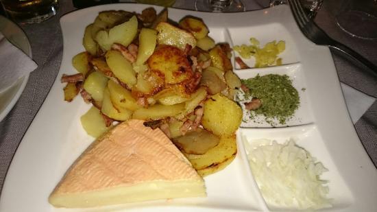 Restaurant le Cellier: Très bon, service excellent, produit de qualité, copieux... Tout y est.
