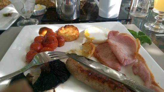 Southgate Little Fowlers Kent Bed & Breakfast: Fry-Up!