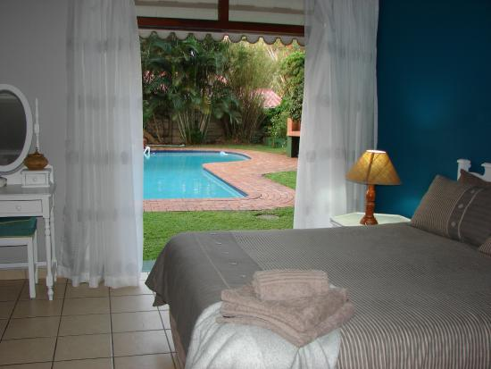 Igwalagwala Guest House: Superior Double Room