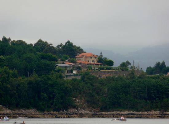 Hotel Punta Uía: Südwest Ansicht