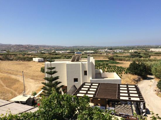 Aeolos Sunny Villas : Θεα απο τη βιλα μας