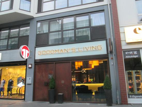Entry Picture Of Goodman S Living Berlin Tripadvisor