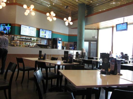 Flinders Bar and Grill: Internal layout