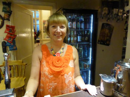 The Coppice: Jenny one of the owners