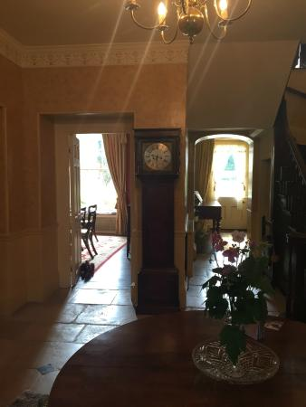 The Close - Bed & Breakfast : Hallway