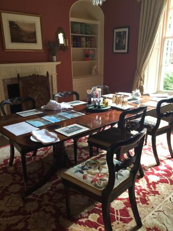 The Close - Bed & Breakfast : Dining Room