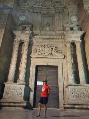 Cathedral of Almeria: -