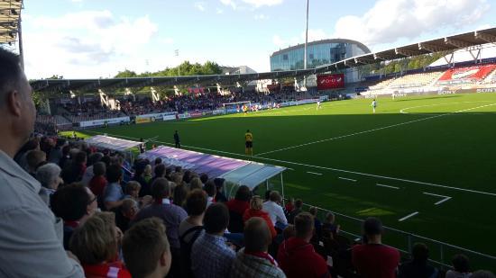 Sonera Stadium - kuva: Sonera Stadium, Helsinki - TripAdvisor