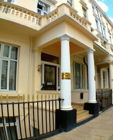 Corbigoe Hotel : Hotel entrance