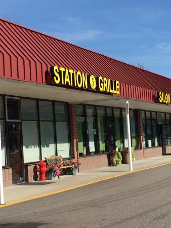 Station 5 Grille