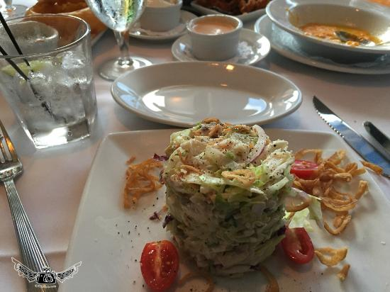 Ruth's Chris Steak House: Blue crab Stack