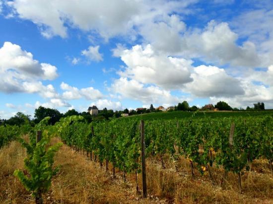 Saussignac, Frankrike: Chateau Feely