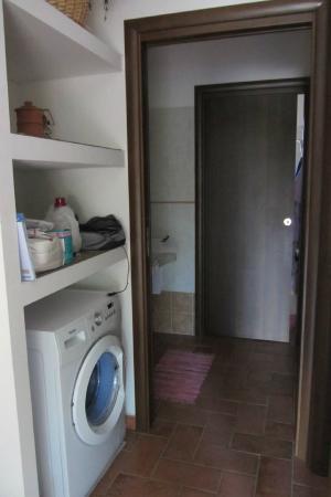 disimpegno lavatrice, antibagno e bagno - Foto di Agriturismo ...