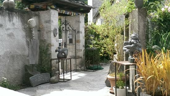 Casa Ambica : Eingang