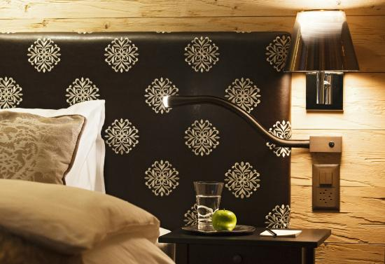 Hotel Piz Buin Klosters: Alpenchic Zimmer
