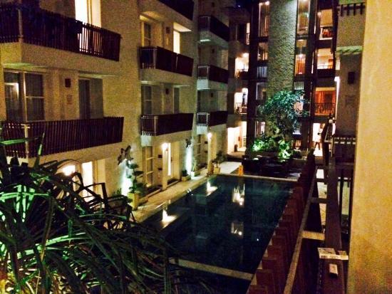Adhi Jaya Sunset Hotel: suka banget sama hotel ini orang nya ramah2 hotelnya bersih dn cantik