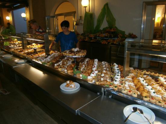 Simeri Crichi, Италия: dolci