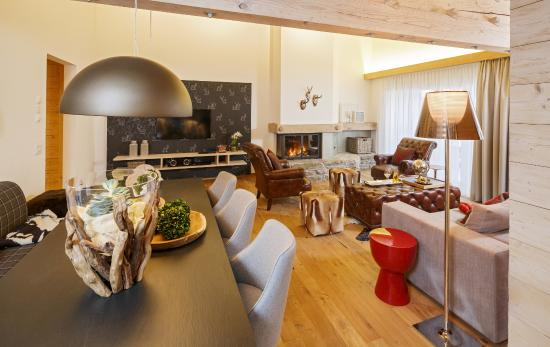 Hotel Piz Buin Klosters: Alpenchic Apartment