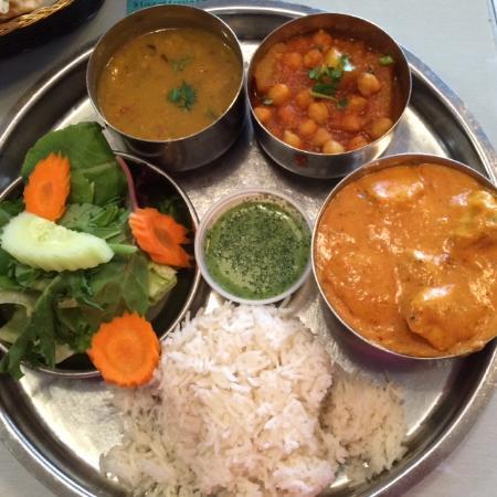 Himalayan Restaurant: Chicken Masala
