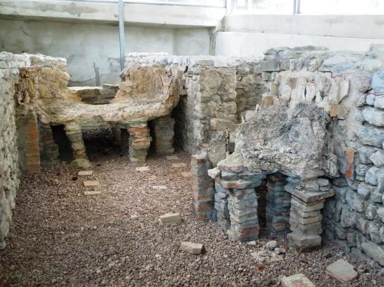 Antike Römervilla