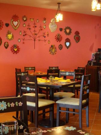 La Mexicana: Mexicana decor