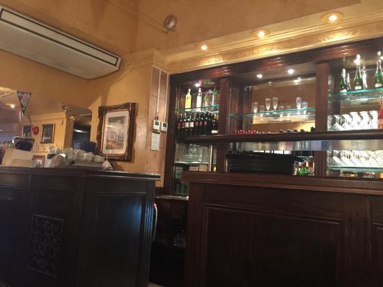 Bella Italia Leicester Square: Bar