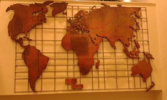 Stayokay Den Haag : Flur in der 3. Etage