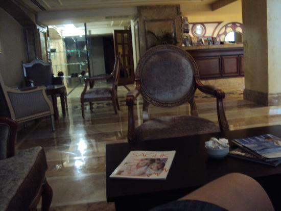 Hotel Tilia: réception