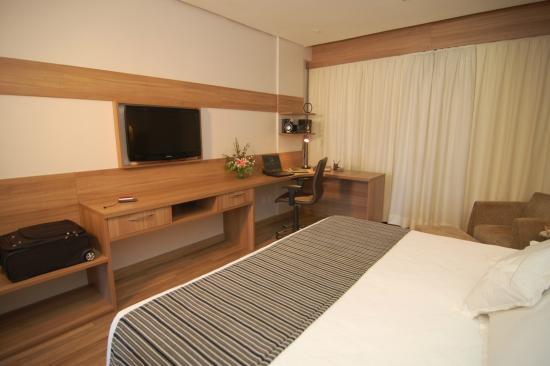 Everest Porto Alegre Hotel: Apartamento Luxo Executivo