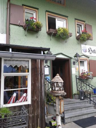 Berggasthaus Haldenhof: Schöne Umgebung