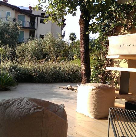 B&B Panorama Cinque: Persönliche Terrasse Zimmer2