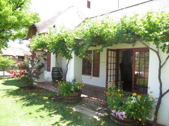 Christiana, Sudáfrica: Gardens