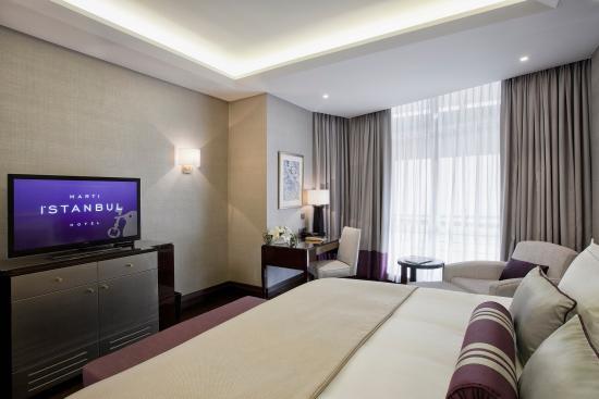 Marti Istanbul Hotel: Classic Room
