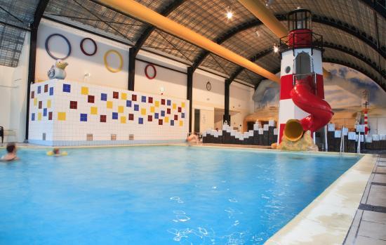 Vakantiepark Koningshof : Indoor pool