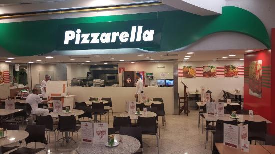 Pizzarela Shopping Cidade