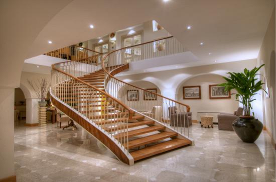 Grand Hotel Aminta: Lobby