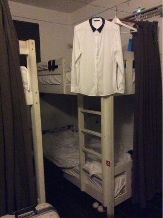 Peking Yard Hostel: Дорм