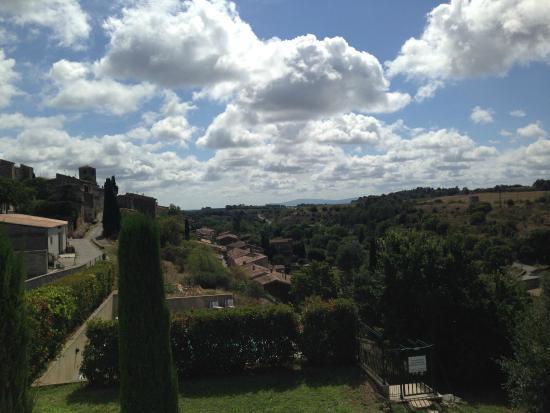 La Bergerie: Magnifique vue
