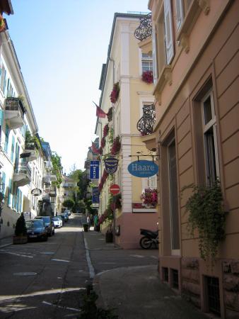 Hotel Etol : la Merkurstrasse