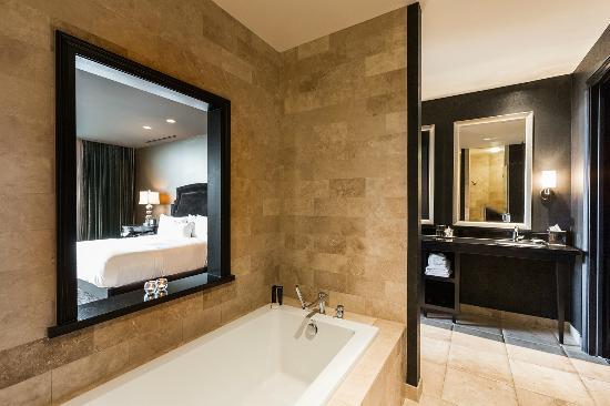Room  At The Zaza Hotel Houston Texas