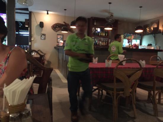 Long Table at Choengmon