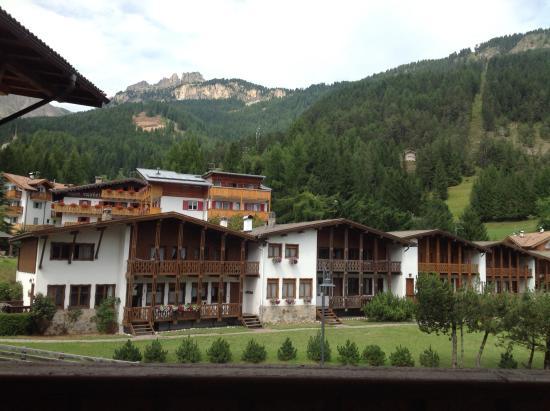 Hotel Crescenzia: Il panorama